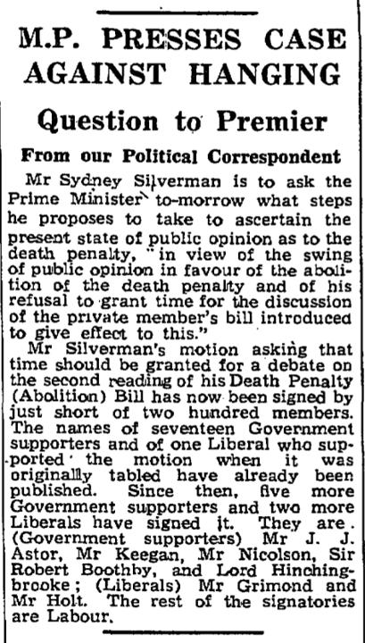 Manchester Guardian, 23 November 1955.