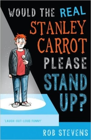 Would The Real Stanley Carrot Please Stand Up? by Rob