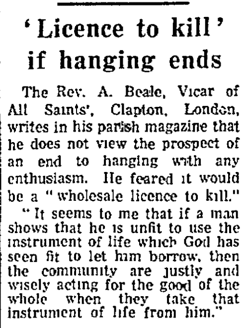 The Guardian, 7 January 1965.