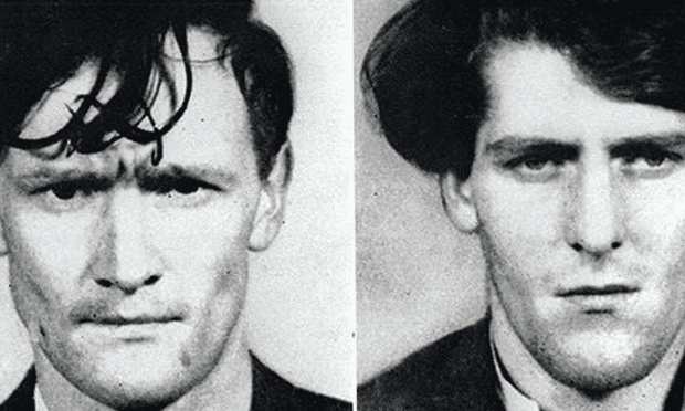 1964: Gwynne Evans and Peter Allen become the last men to be hanged in the UK.