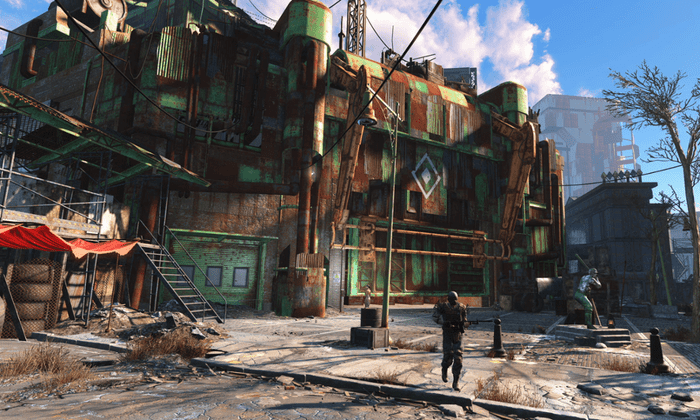 Fallout 4 review – spectacular, messy and familiar | Games | The