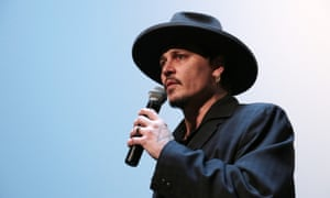 'I was absolutely horrible at auditioning' - Johnny Depp
