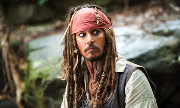 Johnny Depp: 'Didn't you know all my characters are gay?' | Film