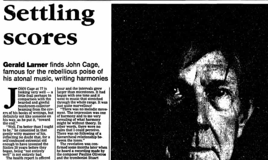 The Guardian, 16 November 1989
