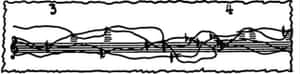 Section from the piano part of Concert for Piano and Orchestra (1957-58). The Guardian 16 November 1989.