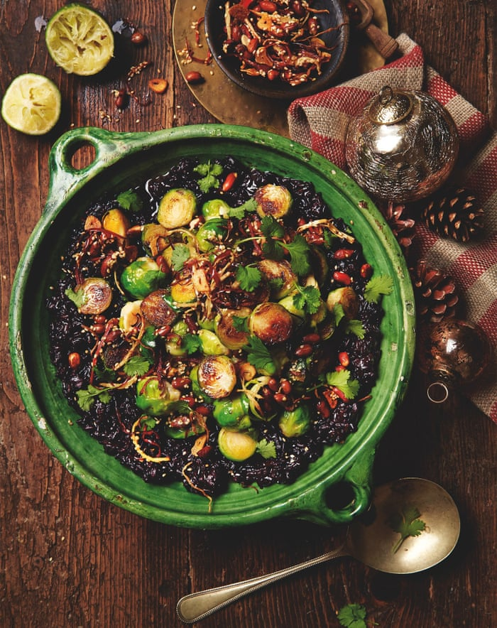 Yotam Ottolenghi's recipes for a vegetarian Christmas | Food | The