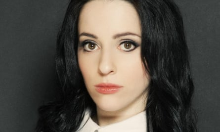 The artist Molly Crabapple: 'I feel like all public women, once we hit a certain threshold we all get massive shit from someone.'