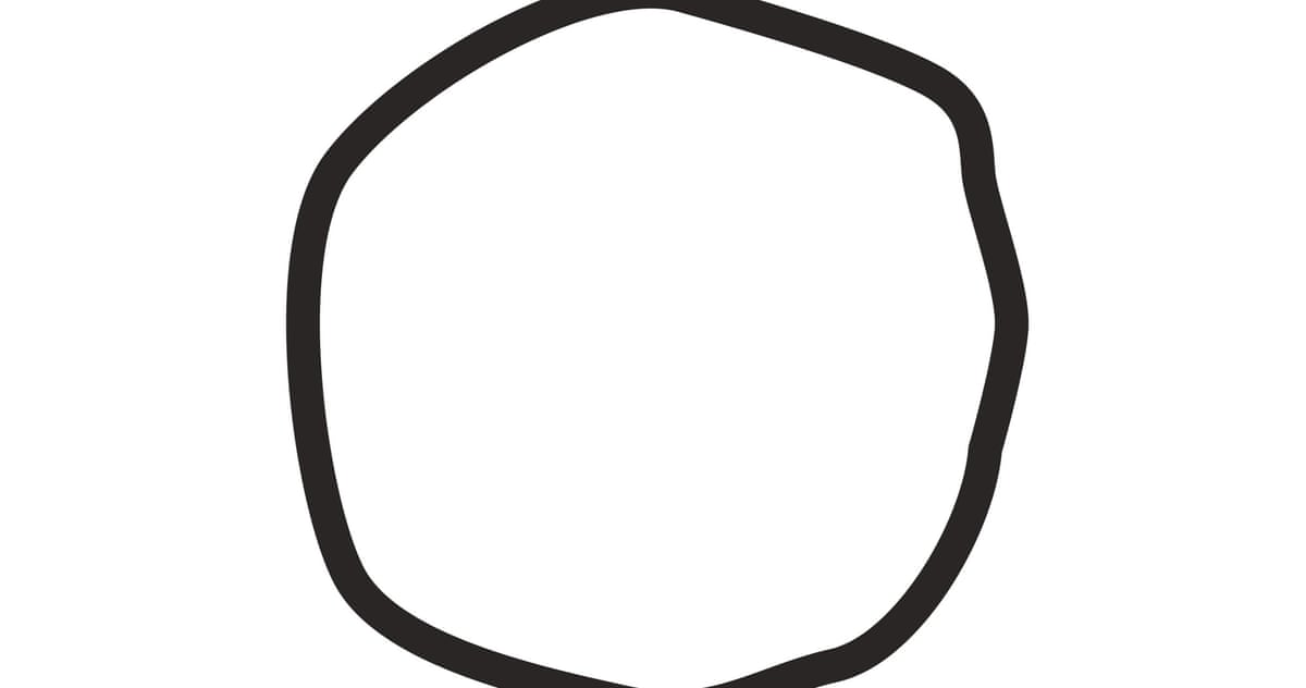 Is this a circle? And what does your answer say about your
