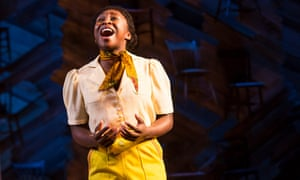 the color purple review jennifer hudson and cynthia erivo star cynthia erivo in the color purple