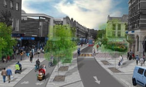 Consultation on this Mini Holland proposal for Enfield town centre closes on Friday.