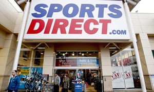 Sports Direct staff in shares boost