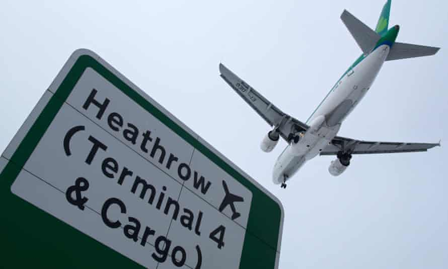 Grounded: Controversial plans for a third runway at Heathrow have been deferred by David Cameron.