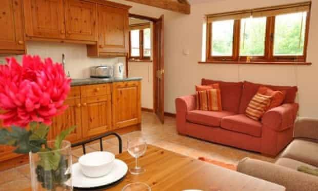 Melbury Vale cottage interior