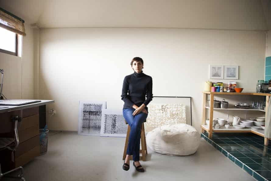 Decades of savage construction have taken their toll on Tehran. Nazgol Ansarinia, 36, is a sculptor. Her topic is the architecture of this metropolis and her art a seeming critique of policies that failed it. She has been mapping the 'memory' of the city through signs that remain of older buildings.