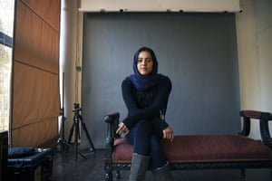 Newsha Tavakolian, 34, is an award-winning photojournalist and artist. She dropped out of school at 16 to pursue photography. During the reformist presidency of Mohammad Khatami she had an opportunity to document the country at a time of deep political and cultural change. Her more recent work seems to continue to be marked by it.
