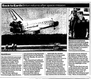The Guardian, 19 October 2002