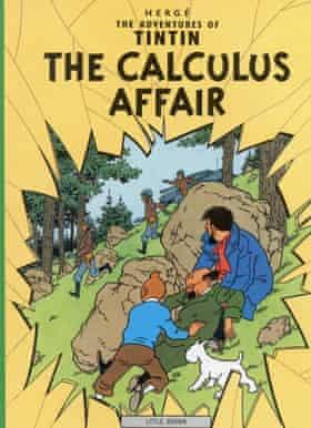 The Calculus Affair, by Hergé.