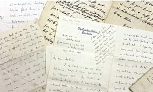 GNM Archive - Correspondence from the John Simons collection, JSI