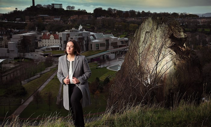 There's a lot I'm still learning': can Kezia Dugdale