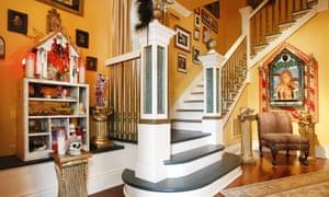 Jim Gabour's living room.
