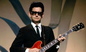 Shades of the 60s … Roy Orbison