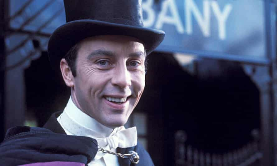 Anthony Valentine as Raffles, the gentleman thief, in the ITV series that began in the mid-1970s. Photograph: ITV/Rex Shutterstock