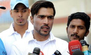 Mohammad Amir in line for Pakistan return
