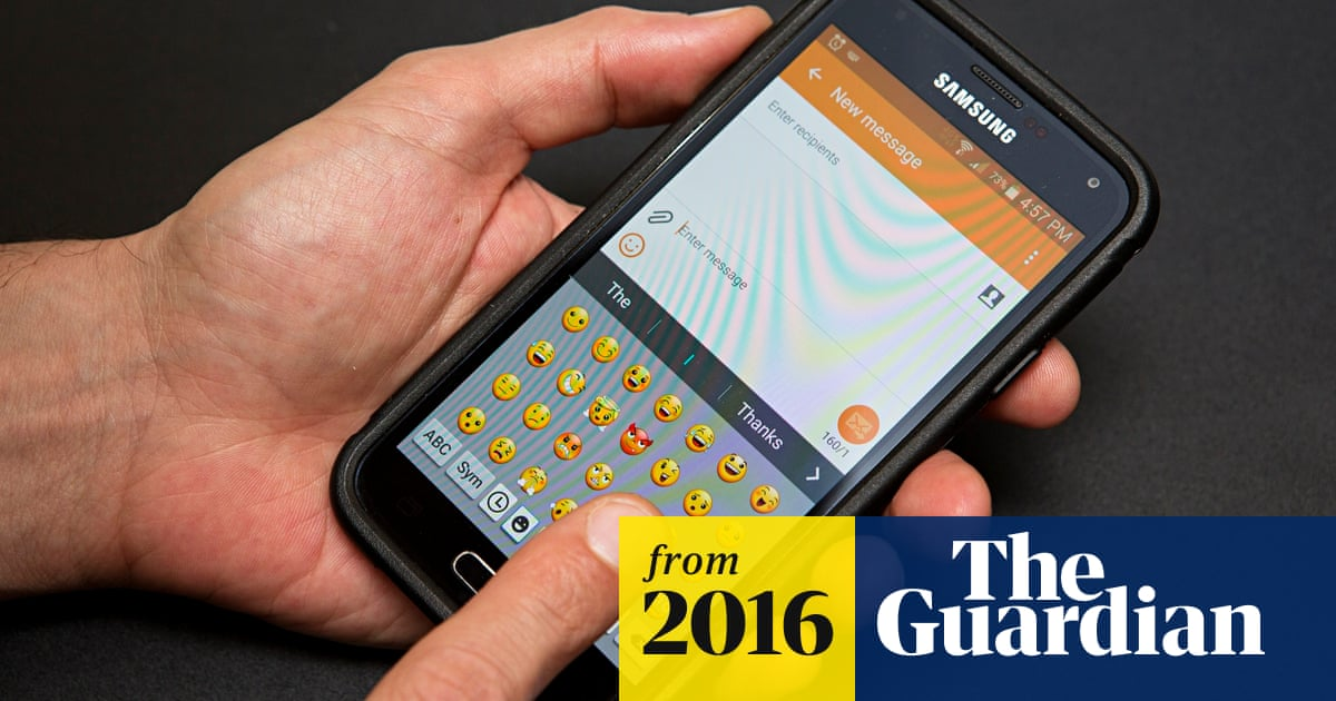 Picture this: being charged extra to send emoji texts