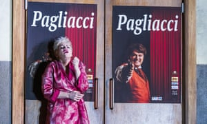 Double helping of verismo misery … Carmen Giannattasio as Nedda in Pagliacci at the Royal Opera House, London.