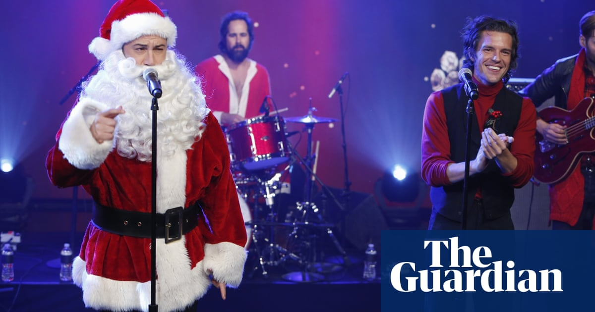 A very Killers Christmas: the best of the band\'s festive singles ...