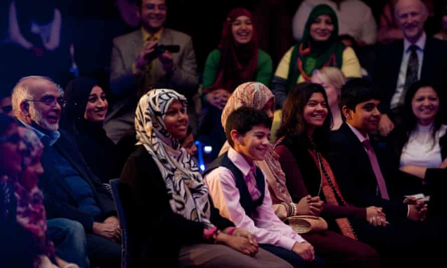 Last year's Young Muslim Writers awards ceremony