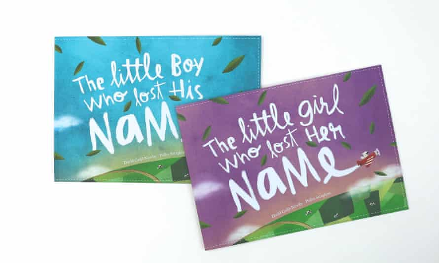 Lost My Name has sold 1m of its personalised picture books.