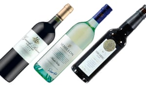 three wines under seven pounds