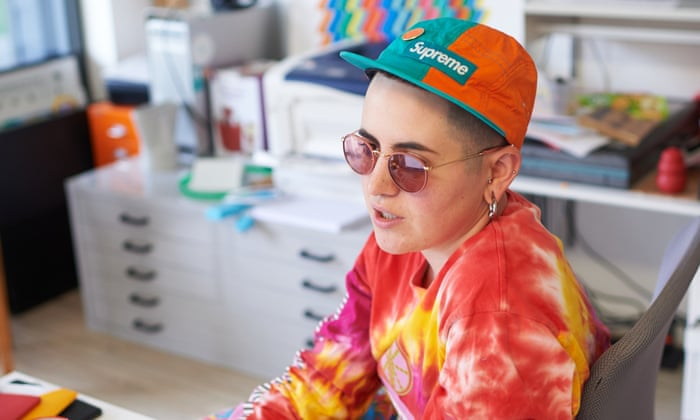 Kate Moross on her design business and work with One Direction :  Kate Moross, designer, illustrator and art director