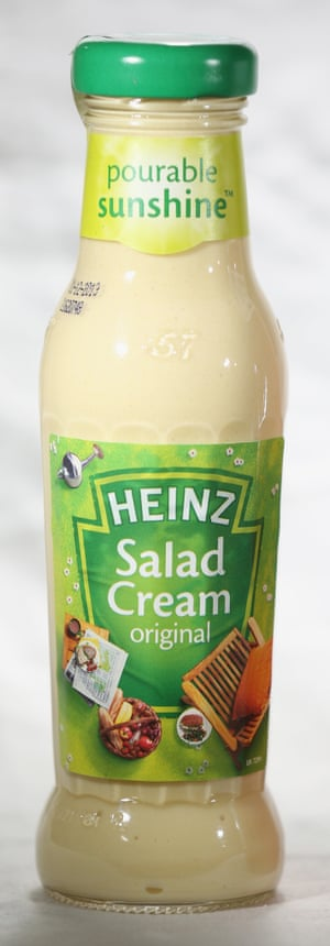 Never use salad cream. Not for anything. Except possibly embalming.