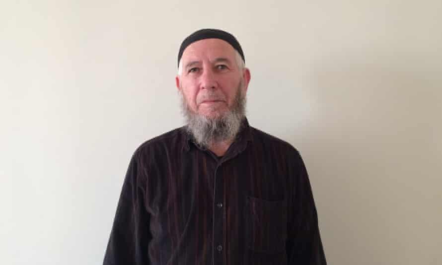 Alu Eldegireyev, the father of slain Abdulvakhid Eldegireyev