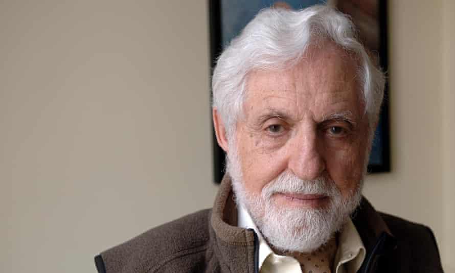 Carl Djerassi in 2006.