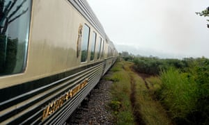 The Eastern and Oriental Express
