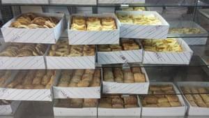 Danish pastry Tehran