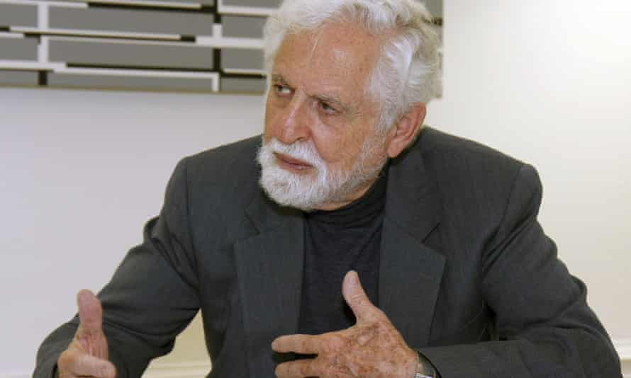 Carl Djerassi, seen here in 2009, displayed a flair for making things sound less complicated than we think.