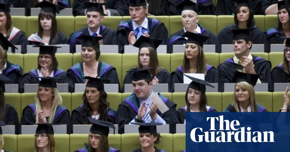 Why your Facebook friends could scupper a student loan   Education
