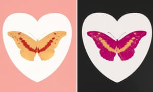 I Love You - White/Pink/Cool Gold/Poppy Red and I Love You - White/Black/Fuchsia/Cool Gold