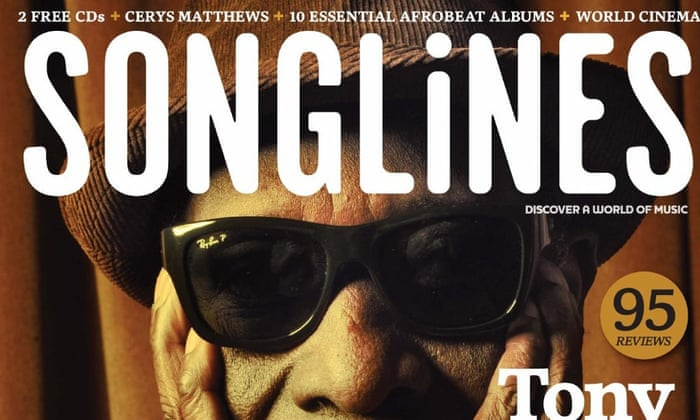 Songlines music magazine bought by Gramophone publisher