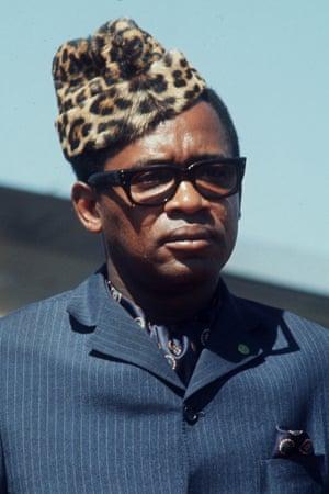 Mobutu.