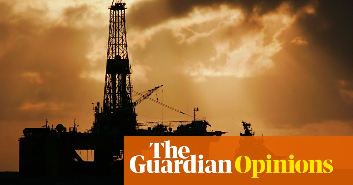 Oil company employees should consider quitting their jobs