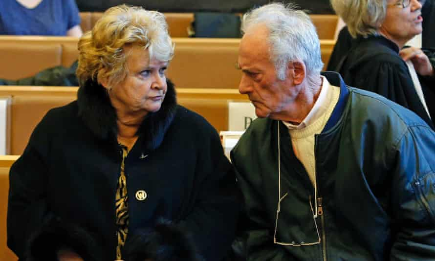 Pierre and Danielle Le Guennec