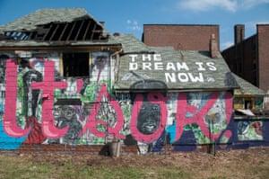 The Imagination Station, 14th St. at Dalzelle, Detroit 2012