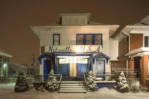 Motown Museum, 2648 West Grand Boulevard, Detroit, 2015