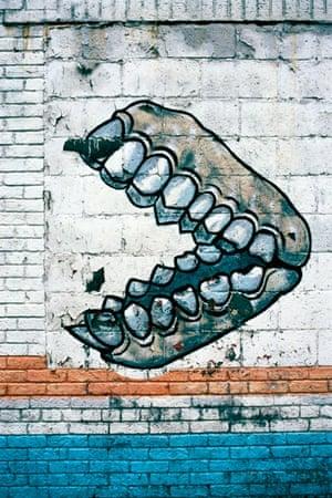 Customized Dental Lab. 2919 Mack Ave., Detroit,