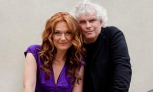 Magdalena Kozena and Sir Simon Rattle